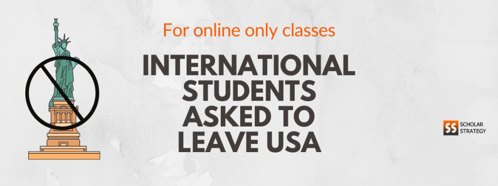International students to leave US