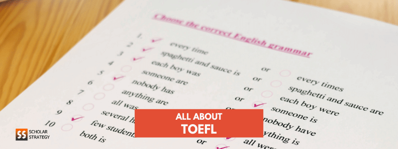 all about toefl